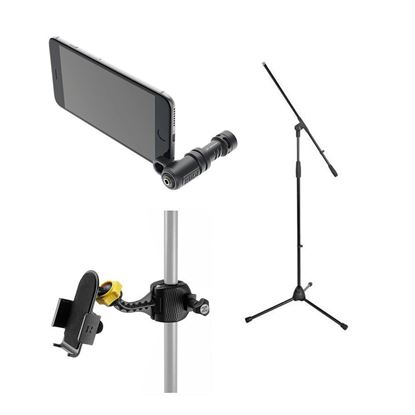 Rode Video Mic ME Podcasting and Streaming Bundle