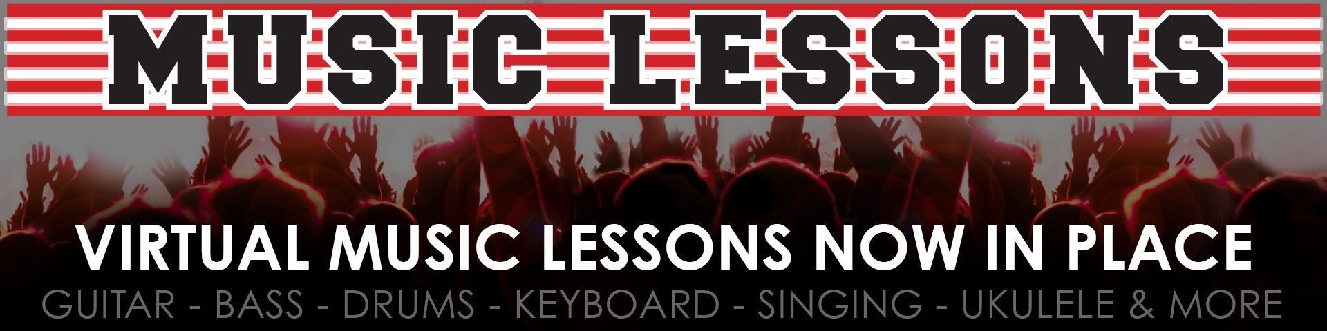 Mega Music Academy - Virtual Lessons