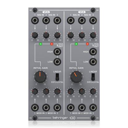 Behringer 130 Analogue DUAL VCA Eurorack Module
