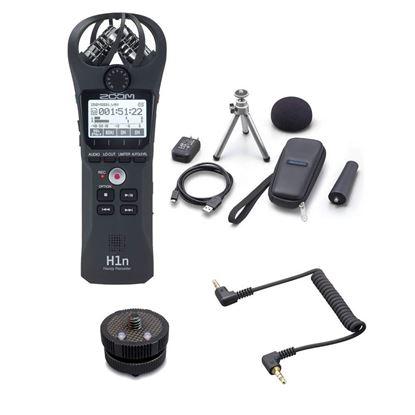 Zoom H1n Audio Streaming Package