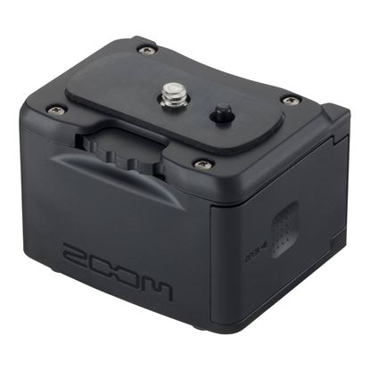 Zoom BCQ-2N Battery Case For Q2N/Q2N-4K - Angle