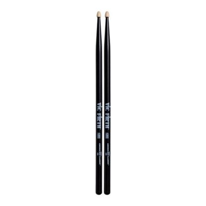 Vic Firth American Classic® 5B with Barrel Tip Drumsticks