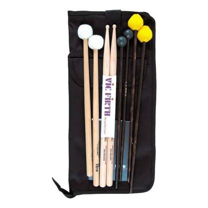 Vic Firth Intermediate Education Pack (includes SD1, SD2, M3, M6, T3, BSB)