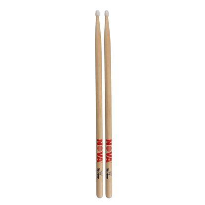 Vic Firth 7AN with NOVA imprint - Nylon Tip Drumsticks