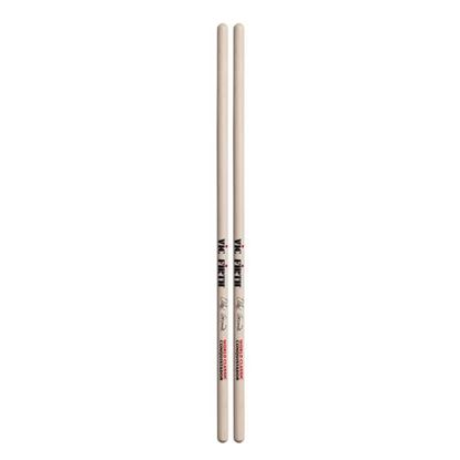 Vic Firth World Classic® - Alex Acuña Conquistador (Clear) Wood Tip Timbale Drumsticks