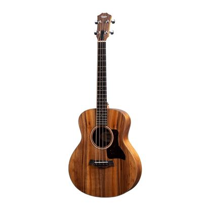 Taylor GS Mini E Koa Acoustic Bass Guitar with Pickup - Front