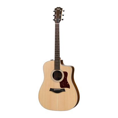 Taylor 210ce Dreadnought  Cutaway Acoustic Guitar - Front