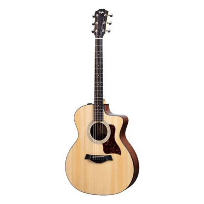 Taylor 210ce Plus Dreadnought Cutaway Acoustic Guitar - Front