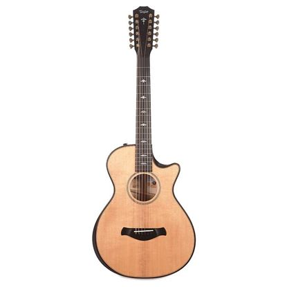 Taylor 652ce Builders Edition Acoustic Guitar - Front