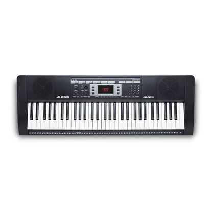 Alesis Melody MkII 61-Key Keyboard with Accessory Pack - Top