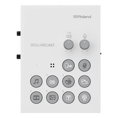 Roland GO: Livecast Streaming Studio for Smartphones