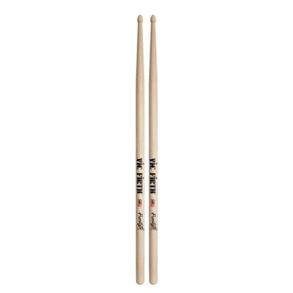 Vic Firth American Concept, Freestyle 7A Wood Tip Drumsticks