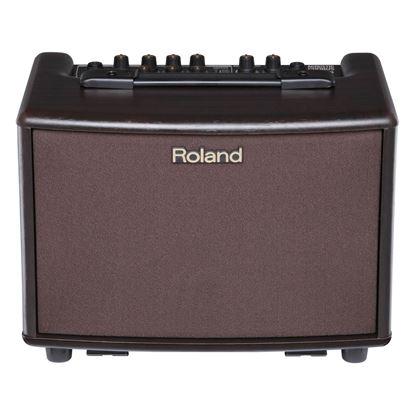 Roland AC-33 Acoustic Chorus Guitar Amplifier - Rosewood - Top