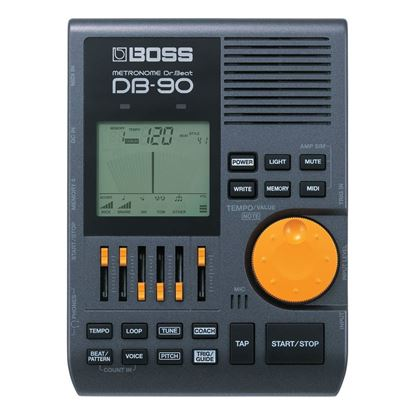 Boss DB-90 Dr. Beat Metronome Includes Coach, Mic, Inst & MIDI Input