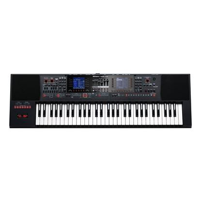 Roland EA7 Expandable Arranger Keyboard - Top