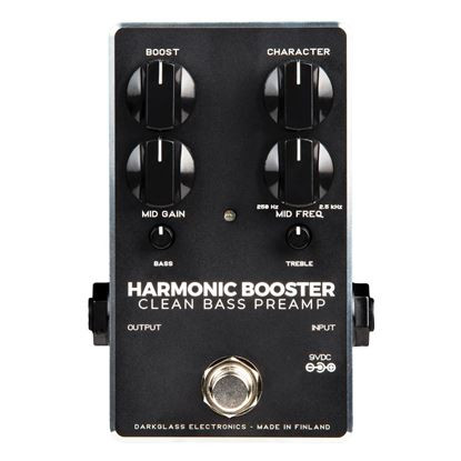 Darkglass HBO Harmonic Booster Bass Effects Pedal