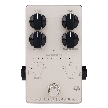 Darkglass HLHC Hyper Luminal Bass Effects Pedal