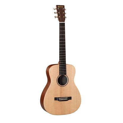 Martin LX1 Little Martin Acoustic Guitar in Rosewood - Front