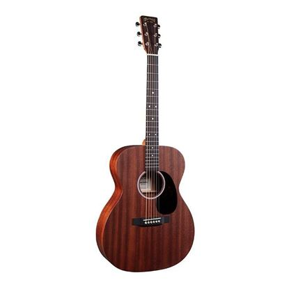 Martin 000-10E Road Series Auditorium Acoustic Guitar with Pickup in Sapele