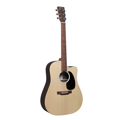 Martin DCX2E X2 Dreadnought Cutaway Acoustic Guitar with Pickup in Rosewood - Front