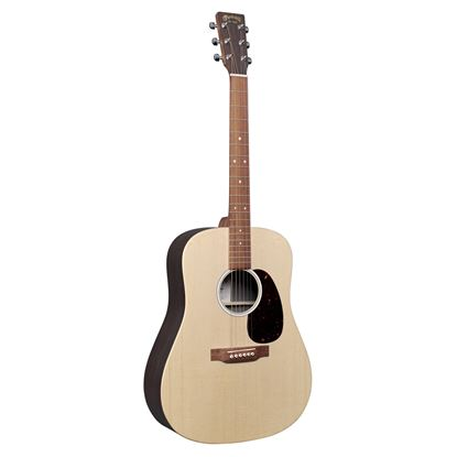 Martin DX2E X2 Dreadnought Acoustic Guitar with Pickup in Rosewood - Front