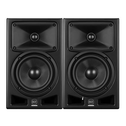RCF Ayra Pro6 Professional Active Two-Way 6in Woofer Studio Monitor Pair
