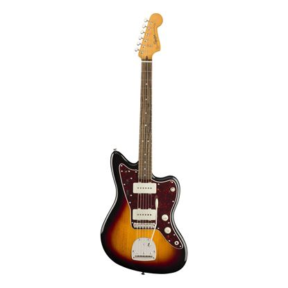 Squier Classic Vibe 60s Jazzmaster Electric Guitar - Laurel Fretboard - 3-Colour Sunburst - Front