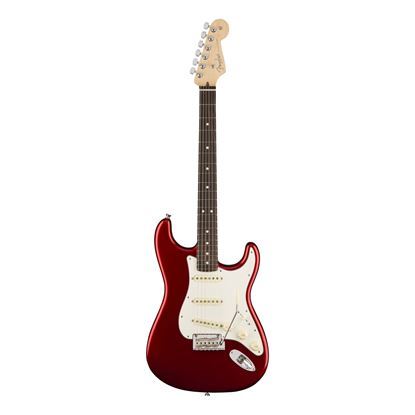 Fender American Professional Stratocaster Electric Guitar - Rosewood Fretboard - Candy Apple Red - Front