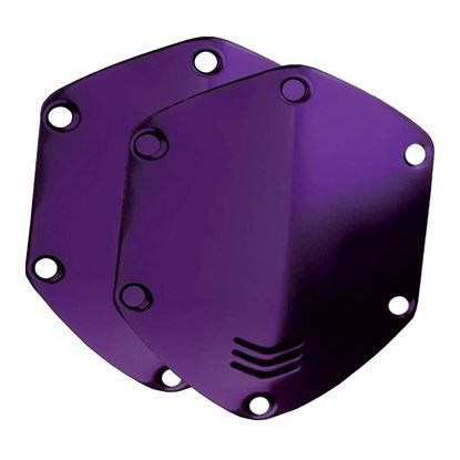 V-Moda Over-Ear Metal Shield Kit (Dark Purple)