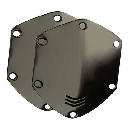 V-Moda Over-Ear Metal Shield Kit (Gunmetal Black)