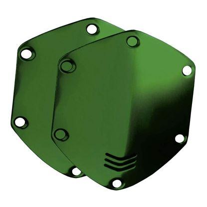 V-Moda Over-Ear Metal Shield Kit (Hawk Green)