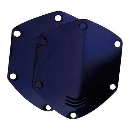 V-Moda Over-Ear Metal Shield Kit (Matte Blue)