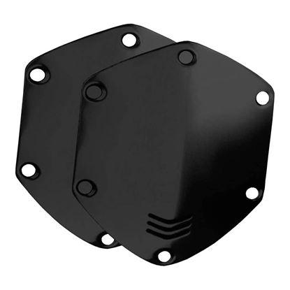 V-Moda Over-Ear Metal Shield Kit (Shiny Black)
