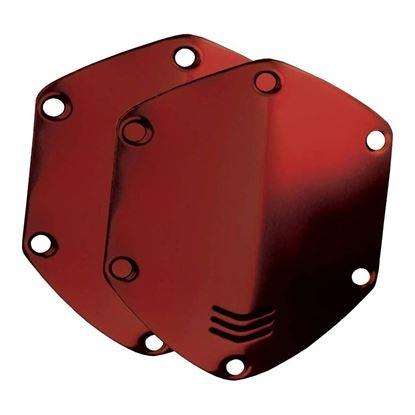 V-Moda Over-Ear Metal Shield Kit (Red)