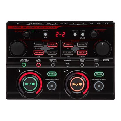 Boss RC-202 Loop Station - Front