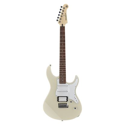 Yamaha Pacifica PAC112V Electric Guitar in Vintage White - Front