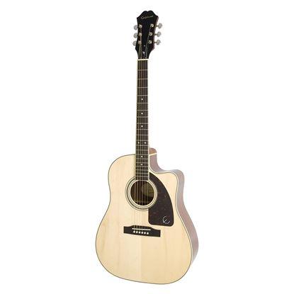 Epiphone AJ-220SCE Acoustic Guitar Natural - Front
