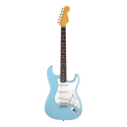 Fender Eric Johnson Signature Stratocaster Electric Guitar - Rosewood Fretboard - Tropical Turquoise