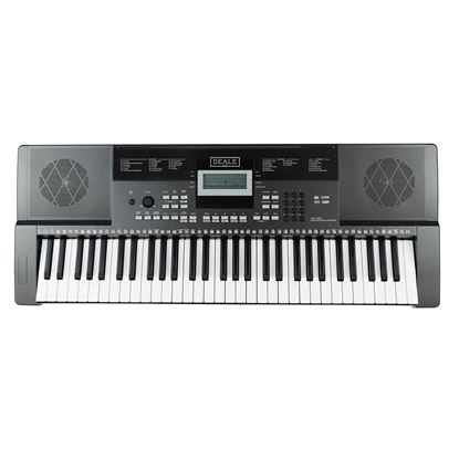 Beale AK140 Keyboard - 61 Keys with Touch Response