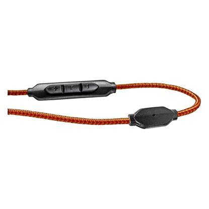 V-Moda Speakeasy 3-Button Reinforced Cable (Orange)