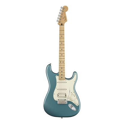 Fender Player Stratocaster HSS Electric Guitar - Maple Neck - Tidepool  - Front