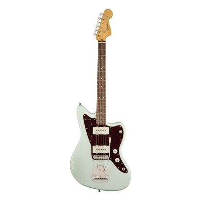 Squier Classic Vibe 60s Jazzmaster Electric Guitar - Laurel Fretboard - Sonic Blue - Front