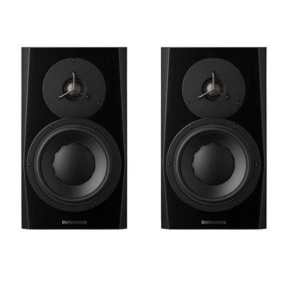 "Dynaudio LYD7BK 7"" Studio Monitors - Black - Pair"