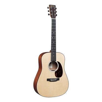 Martin DJR10E Dreadnought Junior Acoustic Guitar with Pickup - Front