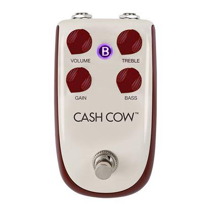 DanElectro Billionaire Cash Cow Effects Pedal - Front