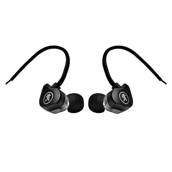 Mackie CR-Buds+ Professional Fit Earphones with Mic and Control