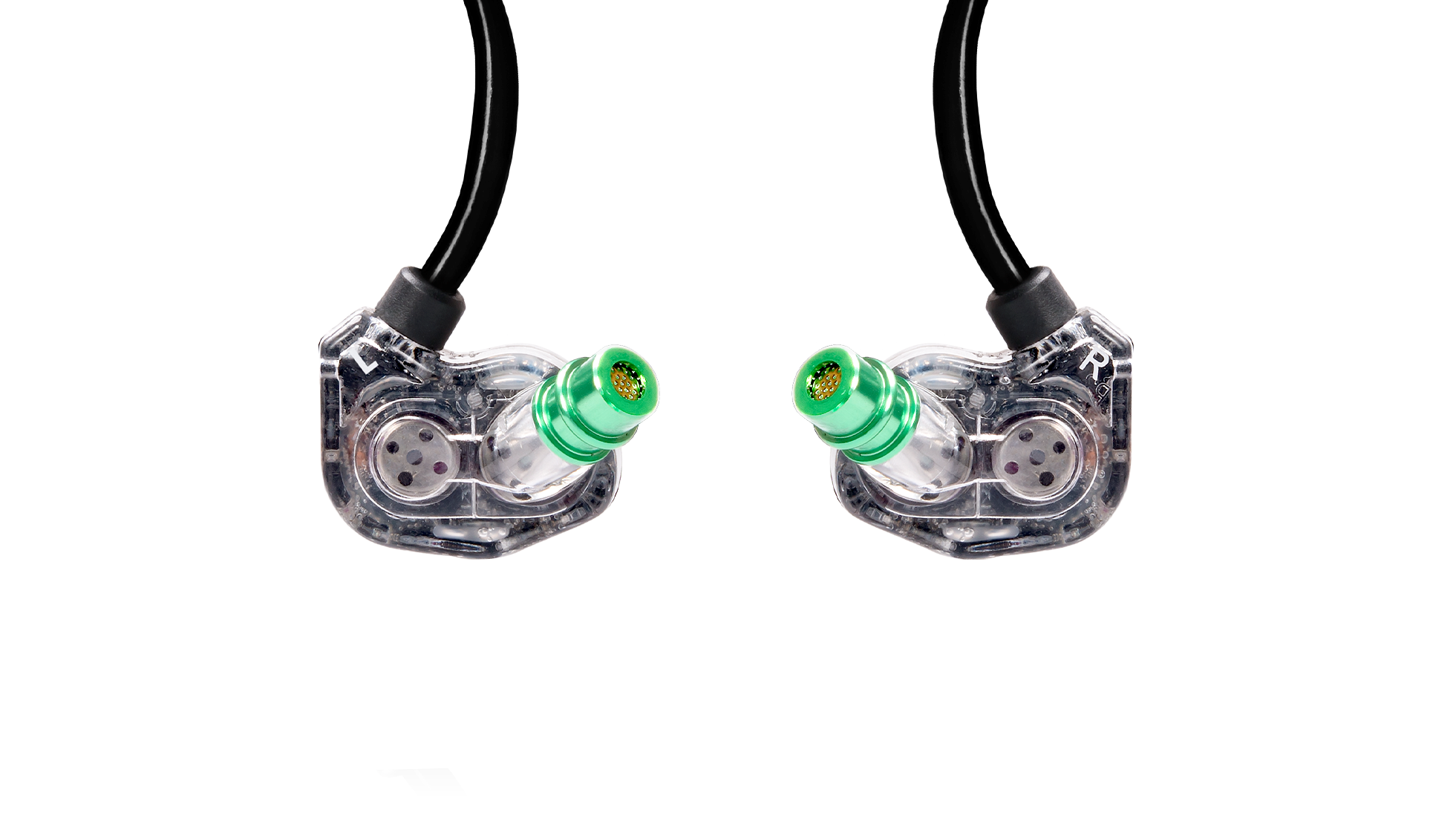 Mackie CR-Buds+ Professional Fit Earphones with Mic and Control - Side