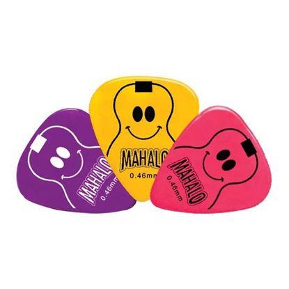 Mahalo MZPK1 Smile Uke Pick Pack
