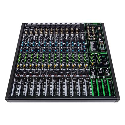 Mackie ProFX16 V3 16-Channel 4-Bus Effects Mixer with USB - Front