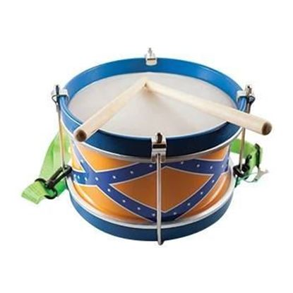 Mano Percussion Junior Marching Drums - Southern Drummer Boy Style